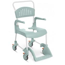 Chaise de douche/toilette CLEAN, Lagoon, 55 cm