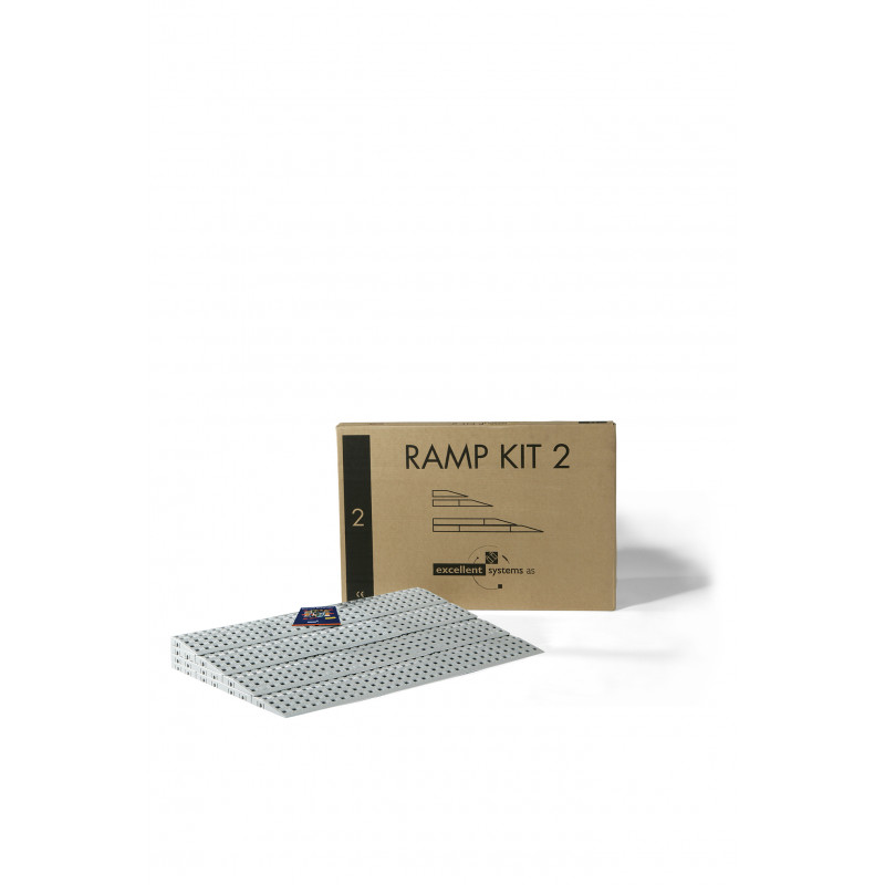 Rampe de seuil Kit n° 2 EXCELLENT SYSTEM
