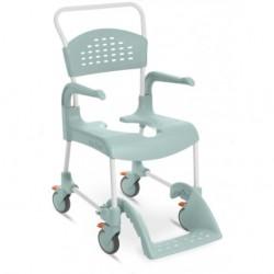Chaise de douche/toilette CLEAN, Lagoon, 49 cm