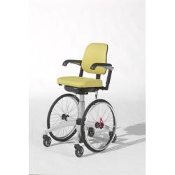 LeTriple Wheels fauteuil roulant