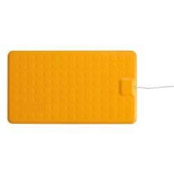 Tapis sensible CAREMAT B01C jaune 700x400