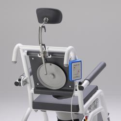 Chaise toilette/douche inclinable SCC250 Comfort Electrique