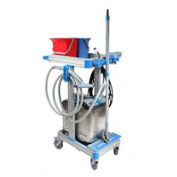 Générateur vapeur SP500 avec chariot et accessoires