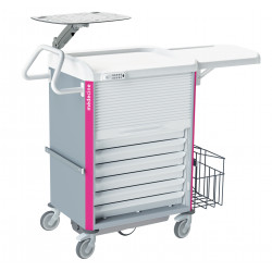 Chariot de distribution NEOP 600 x 400