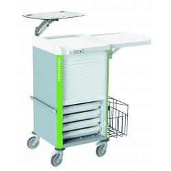 Chariot de distribution NEOP 400 x 400