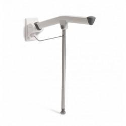 Accoudoir de toilette avec pied ETAC REX 85 cm