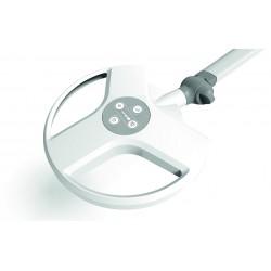 Lampe Visiano LED, Modèle 20-2 P TX avec piètement à roulettes