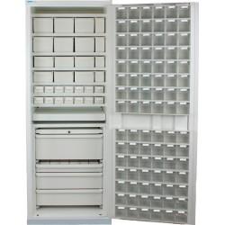 Armoire à pharmacie à portes - 142 cm