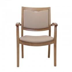 Chaise avec accoudoirs TANIA