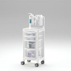 Chariot d\'Hygiène IRM