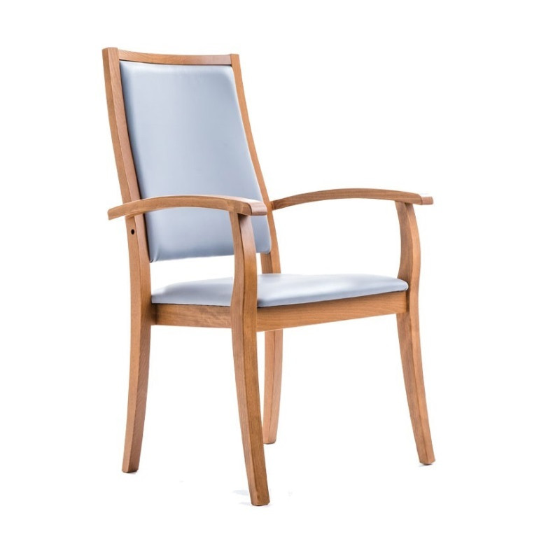 Accoudoirs Chaise Liza Très Avec Dossier Haut thrdQsCx