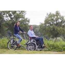 Transporteur de fauteuils roulants Velo-Plus 3 (sans moteur)
