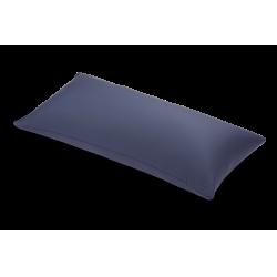 Coussin rectangulaire en PU, 90x40 cm avec housse