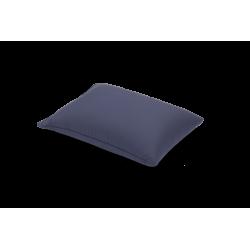 Coussin rectangulaire en PU, 35x25 cm avec housse