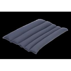 Coussin relève-talons en PU, 80x60 cm avec housse