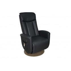 Fauteuil relax/releveur CORTINA (Black)