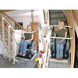 Lift d\'escalier à plate-forme OMEGA