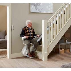 Lift d\'escalier à siège type HomeGlide Standard